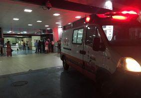 Atropelamento por moto deixa dois feridos na Zona Sul de João Pessoa