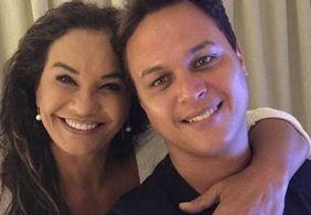 Solange Couto anuncia fim do casamento de 11 anos com Jamerson Andrade