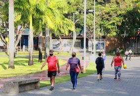 Parque Solon de Lucena, em João Pessoa, retoma atividades e agendamentos; veja