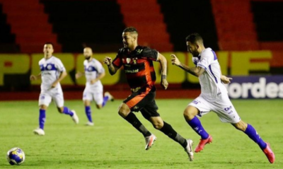 Copa do Nordeste: Confiança vence por 1 a 0 e deixa Sport na lanterna