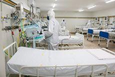 Brasil se aproxima das 593 mil mortes por covid-19