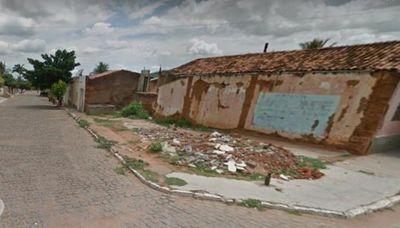 Cidade de Manaíra, no Sertão