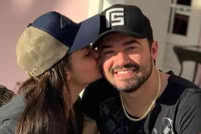 Fernando Zor, namorado de Maiara, é internado às pressas em São Paulo