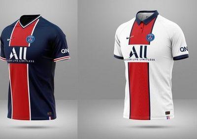 Supostas novas camisas do PSG vazam na internet; confira modelos