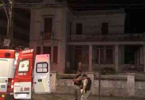 Homem é agredido dentro de casa abandonada no Centro de JP