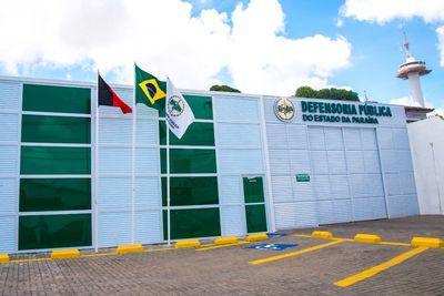 Sede da Defensoria Pública