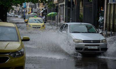 Defesa Civil de João Pessoa registra 84,6mm de chuvas nas últimas 24h