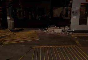 Em menos de 6 horas, três postos de combustíveis são assaltados em JP