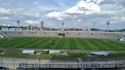 Duelo aconteceu no estádio Amigão, em Campina Grande