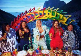 Ludmilla lança clipe do seu novo single 'Rainha da Favela'; Confira