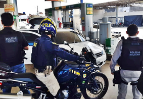 Polícia prende suspeitos de praticar assaltos a comércios em três cidades da Paraíba
