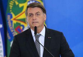 """""""Uma decisão minha mal tomada, muita gente sofre, mexe na bolsa, no dólar, no preço do combustível"""", falou Bolsonaro a evangélicos."""
