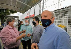 Unidade I da Frei Damião passa a atender pacientes com covid-19