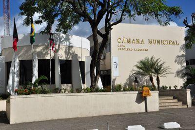 Câmara aprova aumento de salários de vereadores, prefeito e vice e de secretários