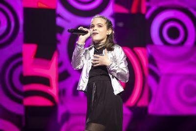 Paraibana levanta 97 jurados no Canta Comigo Teen