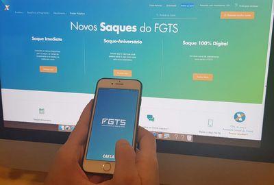 Saiba como solicitar saque do FGTS pelo celular