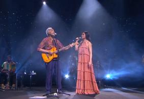 Live de Gilberto Gil e Juliette vira assunto nas redes sociais; veja