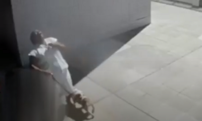 Novas imagens mostram momento em que mãe encontra Miguel após queda de prédio, em PE
