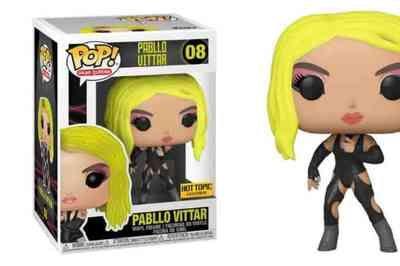 Boneca de Pabllo Vittar esgota em lojas dos Estados Unidos