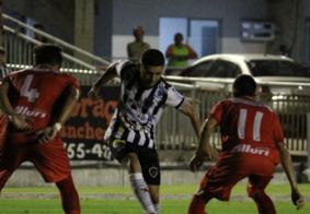 Botafogo-PB pode entrar na justiça após empate com Salgueiro