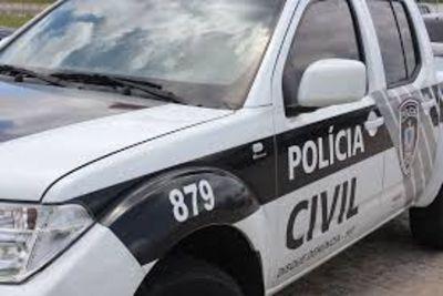 Polícia prende grupo suspeito de praticar roubos na orla de Cabedelo