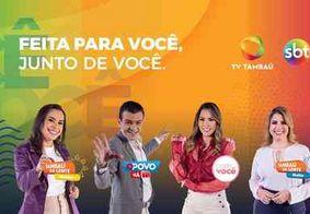 Apresentadores da Tv Tambaú celebram 70 anos da televisão no Brasil