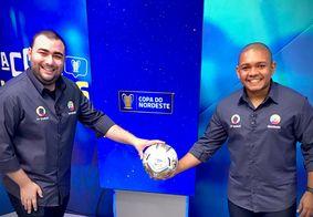TV Tambaú dá show de transmissão em mais uma final da Copa do Nordeste