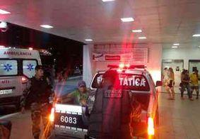 Policial invade churrasco e atira contra vizinho na Grande João Pessoa