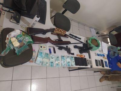 Operação aconteceu no Sertão