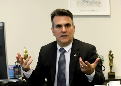 Pastor Sérgio Queiroz