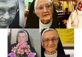 Cinco freiras morrem de covid-19 em convento de Curitiba