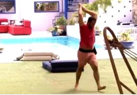 Gilberto surta após briga com Arthur e pede para sair do BBB21
