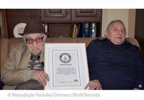 Quem são os irmãos mais velhos do mundo