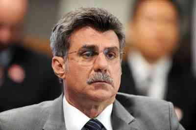 MDB não será base do governo, diz Jucá após encontro com Bolsonaro