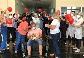 Hospital Metropolitano ultrapassa a marca de 1,4 mil recuperados da Covid-19