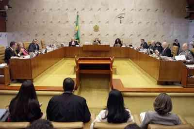 Por unanimidade, STF restringe foro privilegiado de deputados e senadores