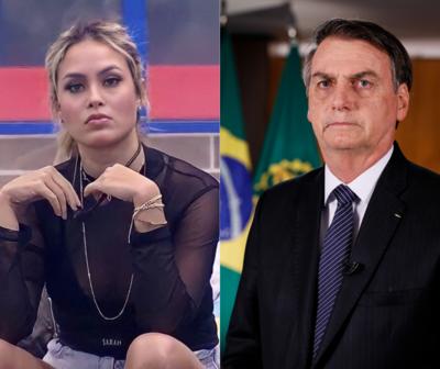 Sarah revela que deixou de seguir Bolsonaro antes de entrar no BBB