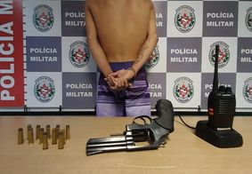 Homem é preso por tráfico de drogas em João Pessoa