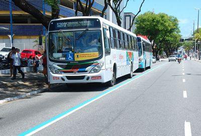 Nova linha de ônibus passa a funcionar no bairro Colinas do Sul, em João Pessoa