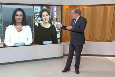 Chico Pinheiro confunde programas e faz propaganda do Masterchef