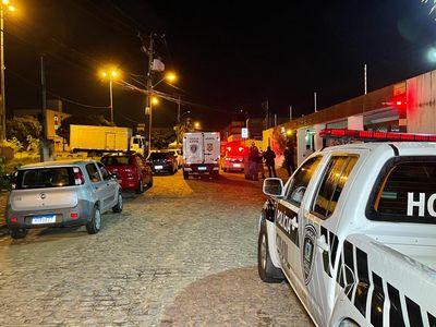 Homem em surto morre após invadir prédio em João Pessoa