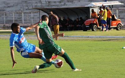 Perilima e Sousa jogaram em Campina Grande