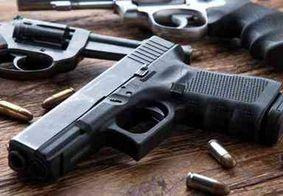 44% das armas usadas em massacres dentro de escolas tinham origem legal