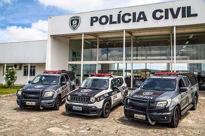 Central de Polícia Civil, em João Pessoa