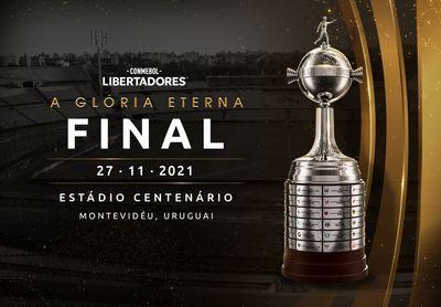 A Final da Libertadores foi adiada para o dia 27 de novembro