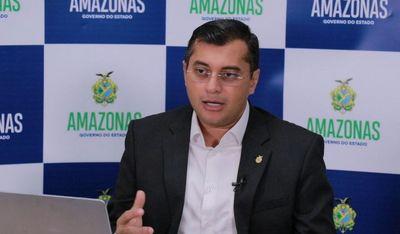 O governador do Amazonas, Wilson Lima (PSC)