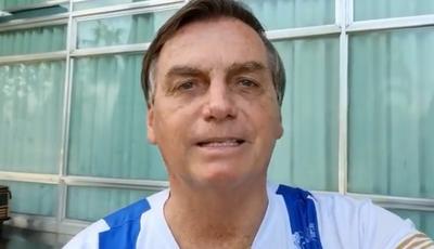 A investigação contra Bolsonaro seria por suposto crime de prevaricação.