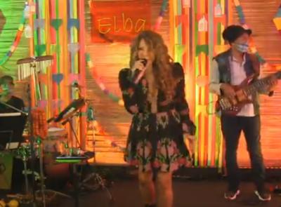 AO VIVO: Elba Ramalho canta seus maiores sucessos em live solidária