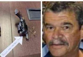 Filho adotivo foi autor do tiro que matou auditor fiscal, diz suspeito