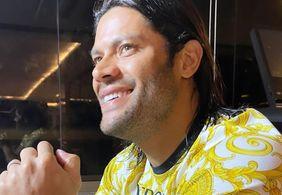 Hulk doa R$ 150 mil para compra de cilindros de oxigênio para Manaus